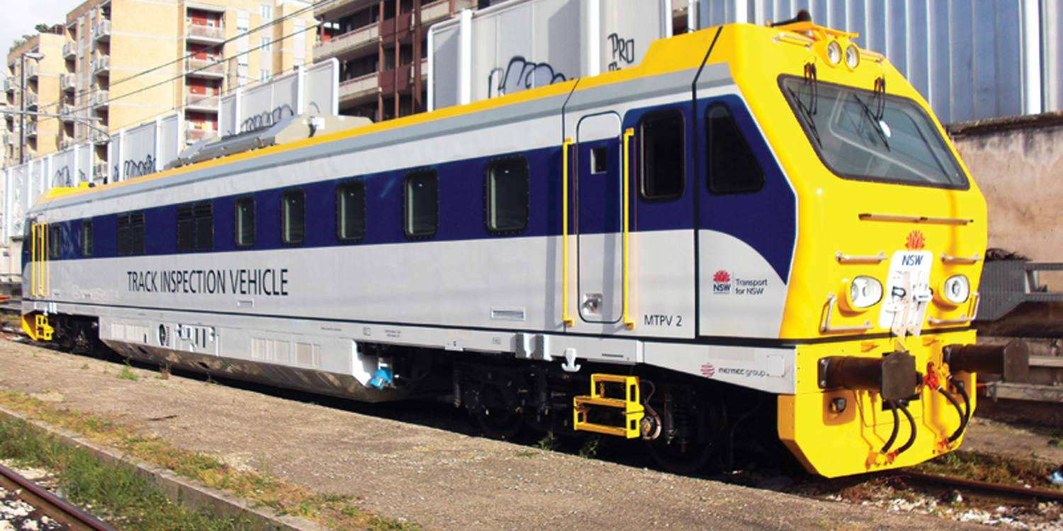 TrackCircuitLifeCheck mounted on Sydney Trains' maintenance